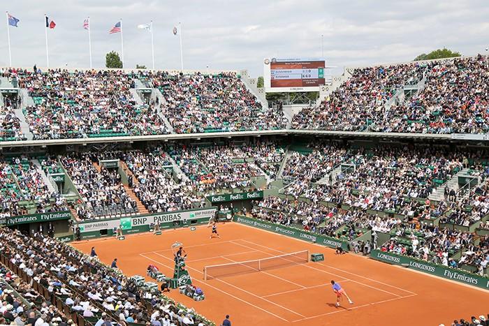 Las mejores pistas de tenis del mundo que debes visitar si te gusta este deporte