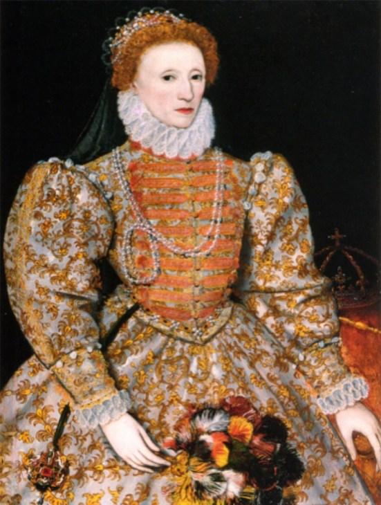 retratos realeza