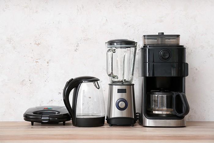 10 electrodomésticos que necesitas en tu cocina