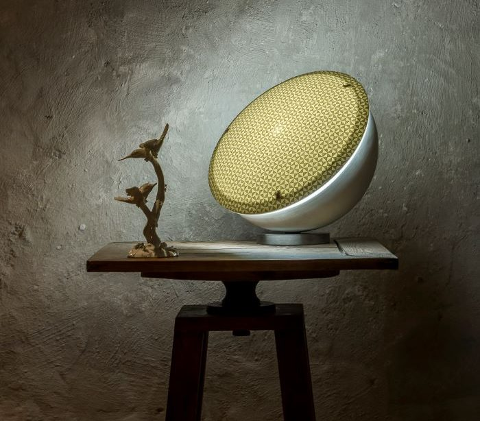 lámpara HEMISFERIO de Vista Alegre