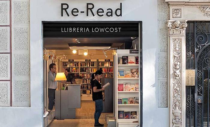 libreria segunda mano