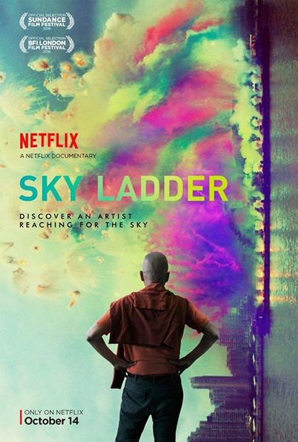 Sky Ladder portada pelicula