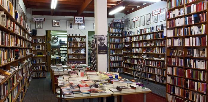 libreria segunda mano barcelona