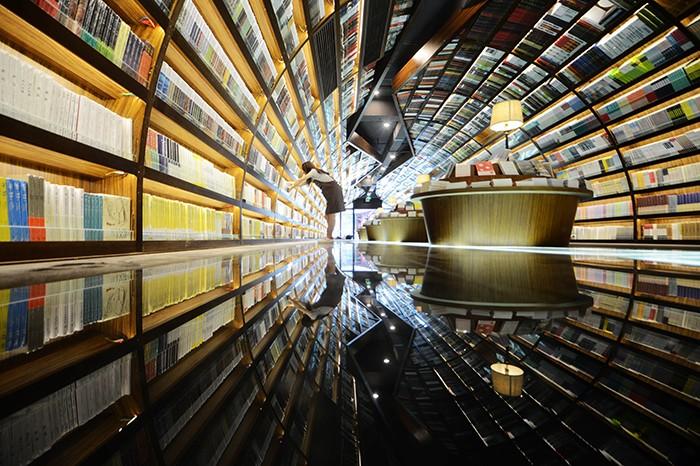 Día del Libro: de paseo por las librerías más curiosas del mundo