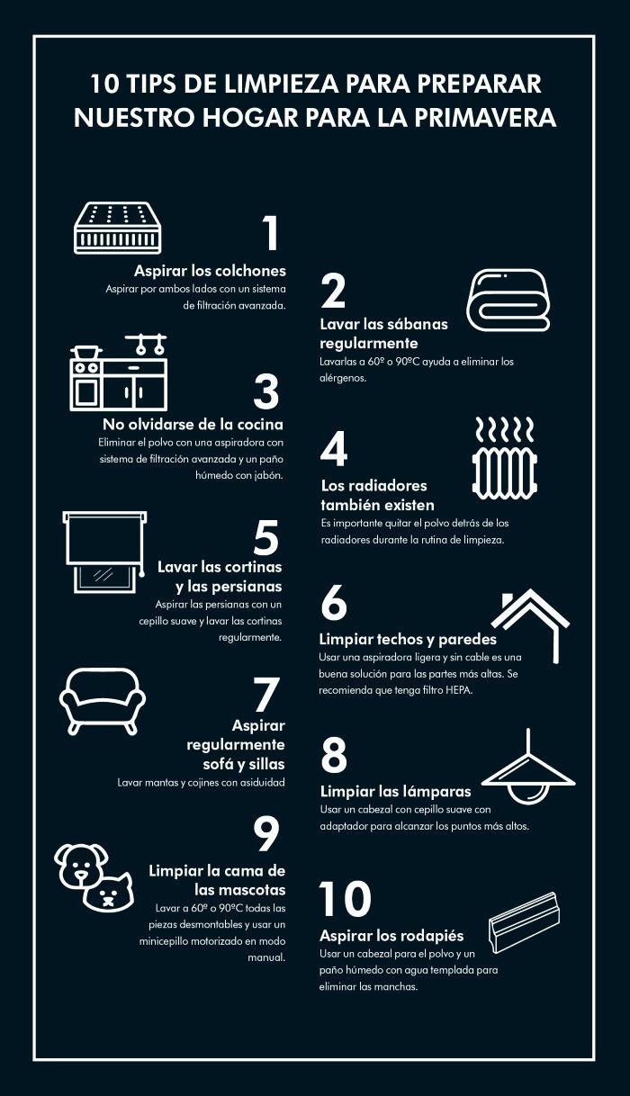 10-tips-de-limpieza-para-la-primaver de la mano de Dyson