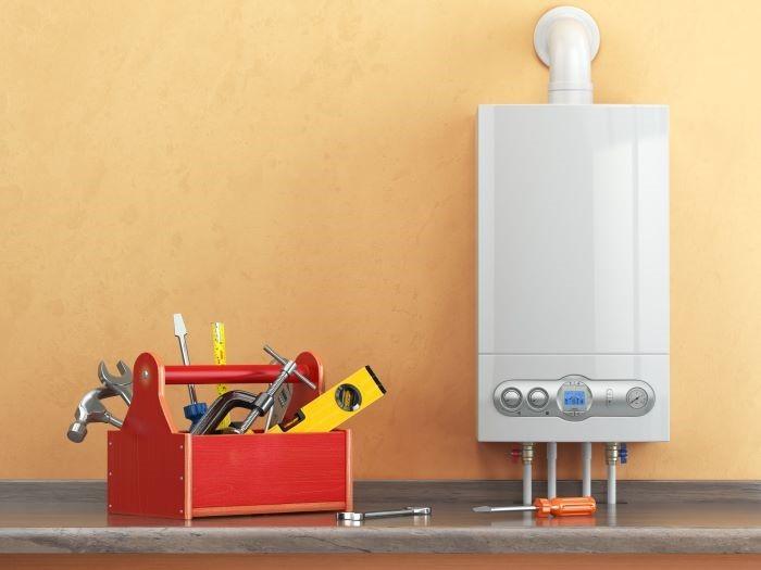 5 averías más habituales en la caldera de gas
