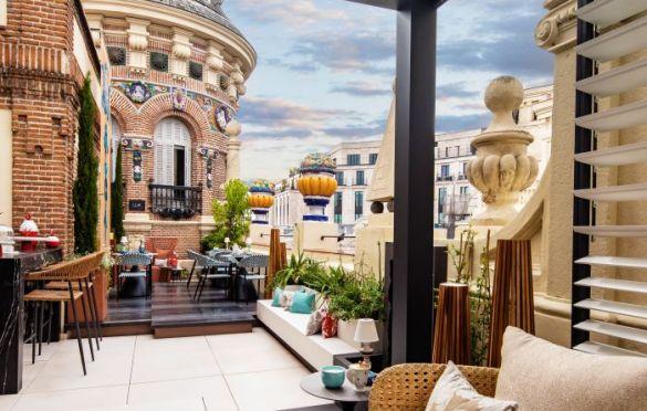 Casa Decor 2021. Espacio LDK Garden por AlterEspacio. Luis Hevia