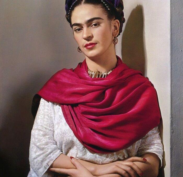 Frida Kahlo: haciendo de su vida una obra de arte