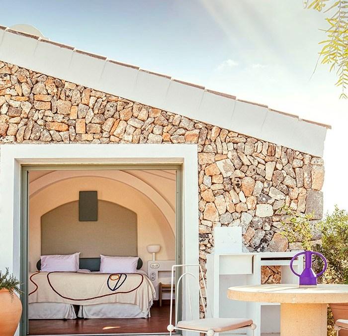 Menorca Experimental, un lugar de descanso cerca de Mahón