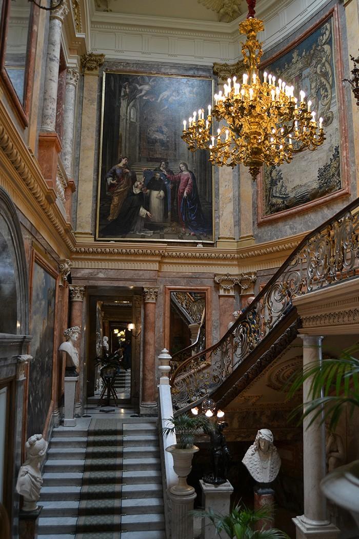 Museo Cerralbo Escalera de Honor
