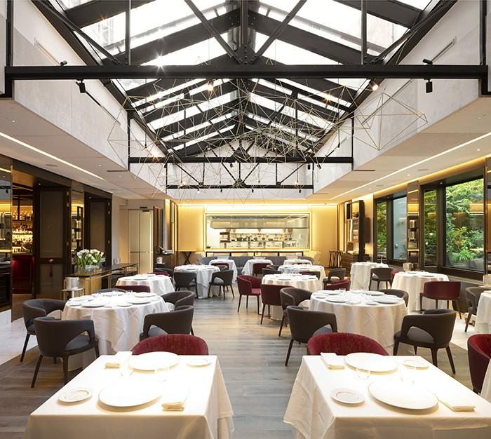 Saddle, un restaurante de lujo en Chamberí