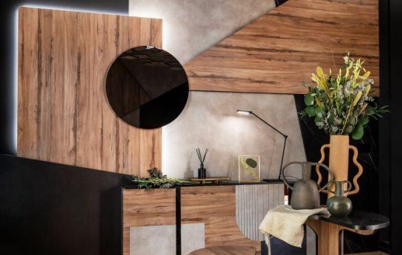 Casa Decor 2021. Espacio Esne por Equipo Esne. Luis Hevia