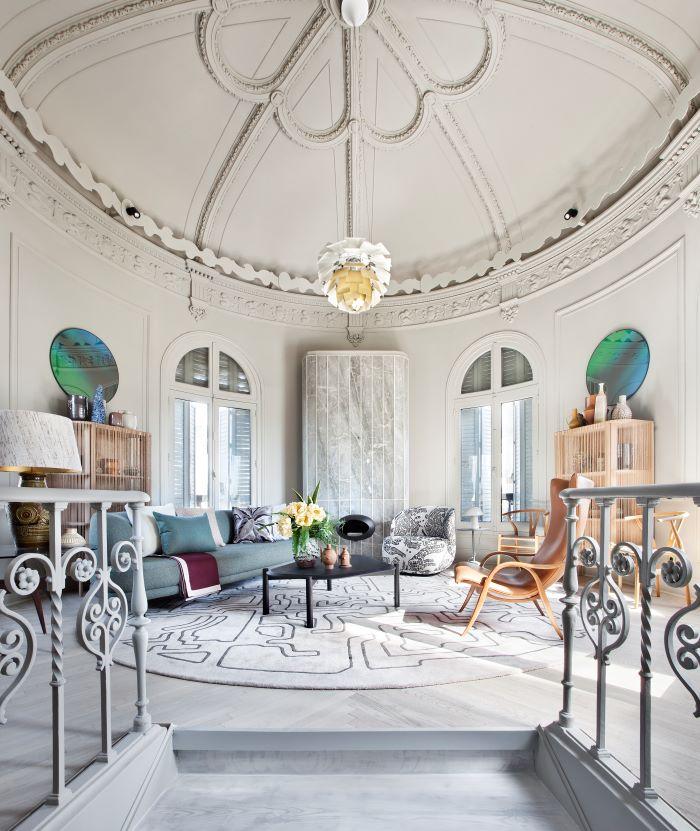 Apartamento de Erico Navazo en Casa Decor 2021