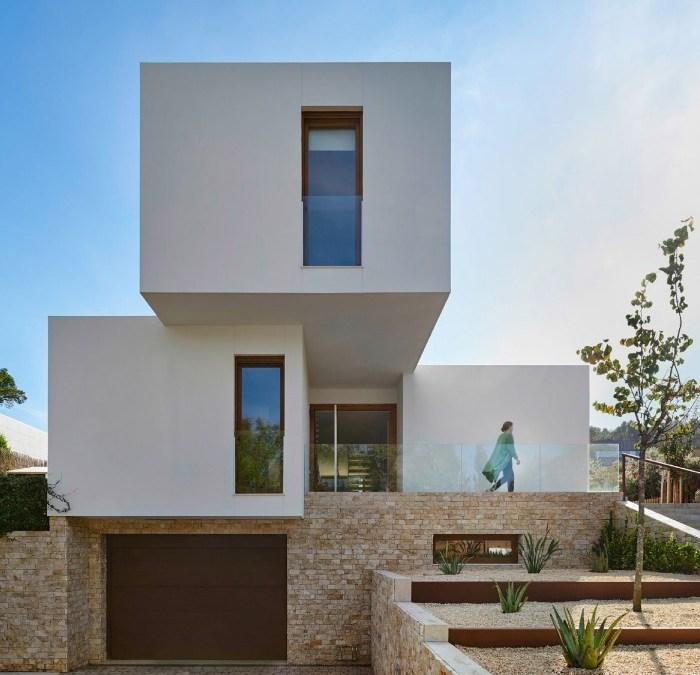 Casas prefabricadas de hormigón que se pueden comprar en España