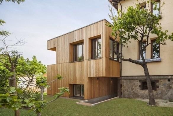 viviendas ecologicas madera