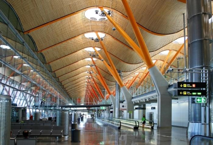 aeropuerto madrid richard rogers