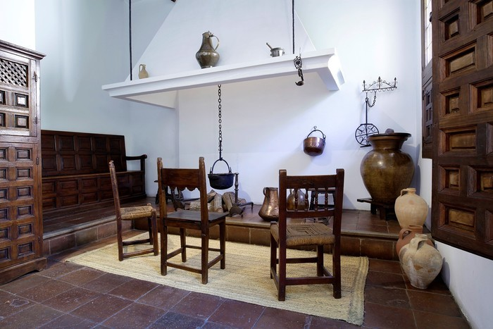 Casa Museo Lope de Vega en Madrid Cocina