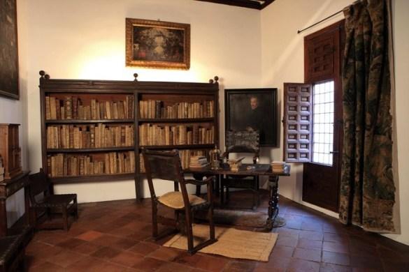 Estudio de Casa Museo Lope de Vega en madrid