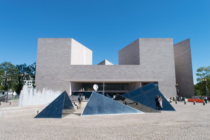 Galería Nacional de Arte de Washington East Building