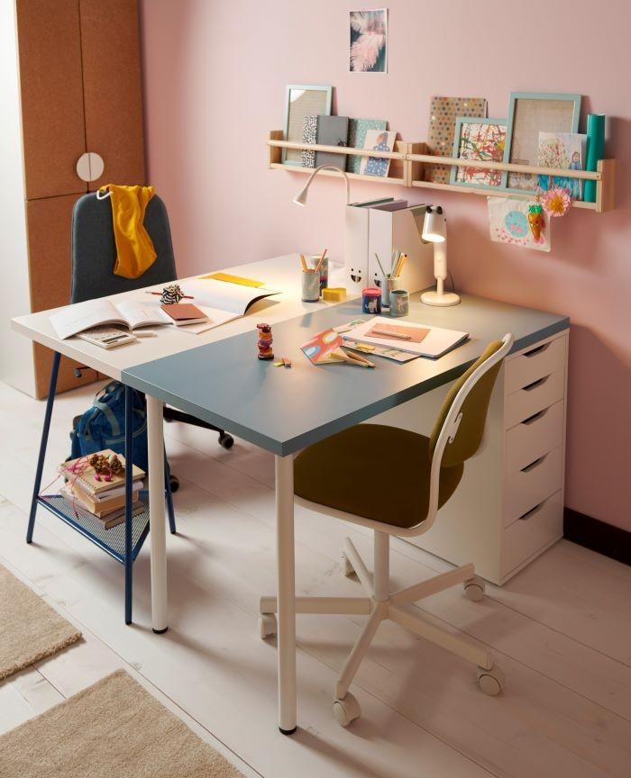 Escritorio-y-ambiente-de-estudio-para-la-vuelta-al-cole-de-IKEA