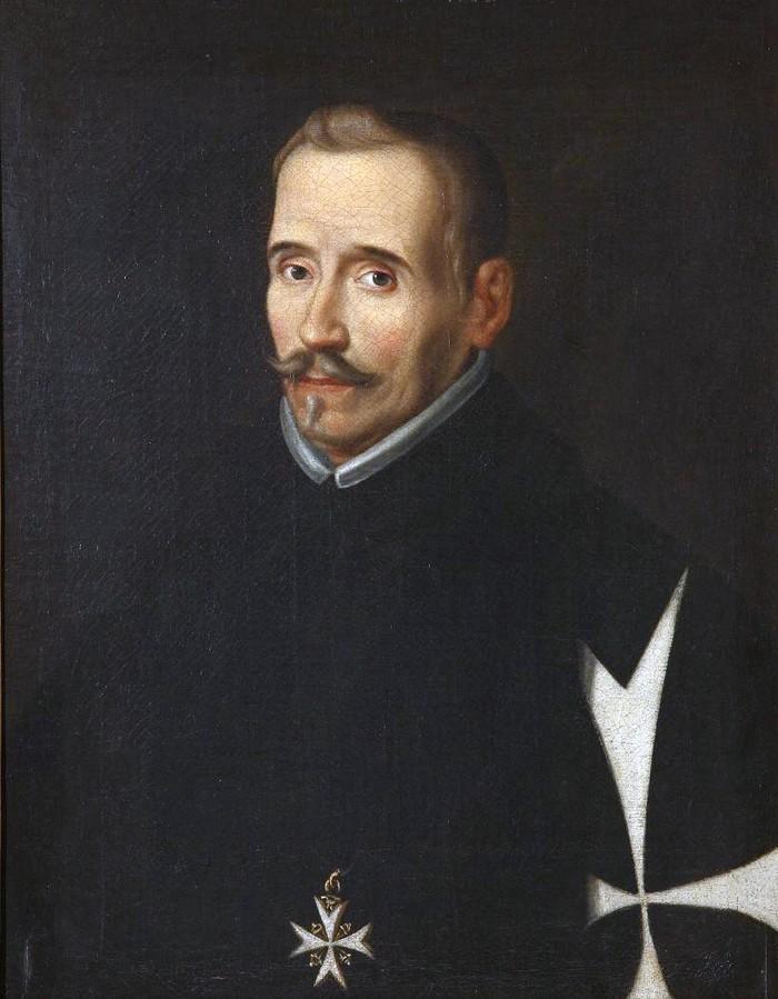 Lope de Vega retrato