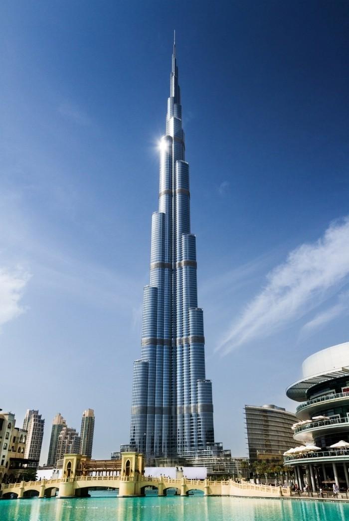 rascacielos emiratos arabes unidos