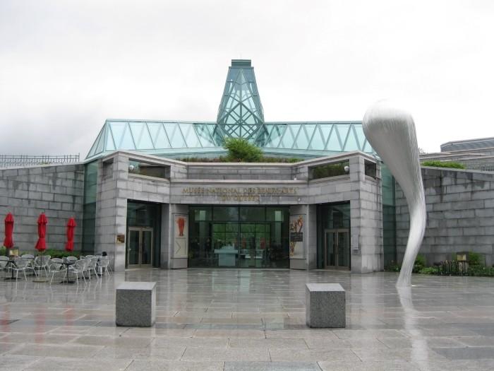 edificio museo quebec