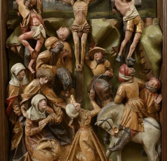 Exposición Escultura Española y Europea en Ansorena: de la Edad Media al Barroco