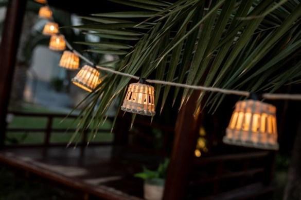 Lámparas para el exterior de tu hogar de Leroy Merlin