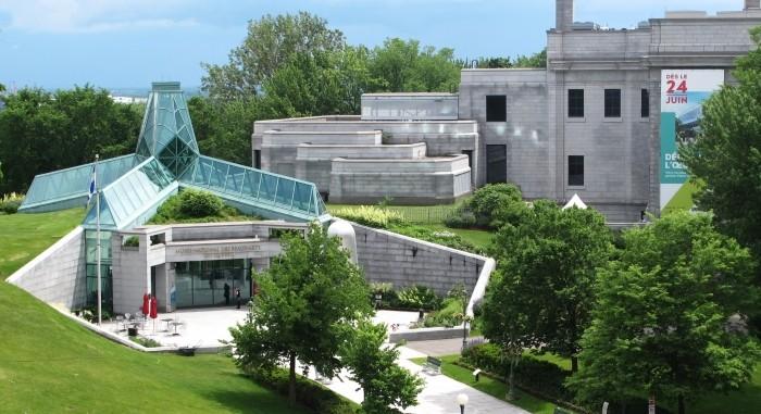 El Museo Nacional de Bellas Artes de Québec, el corazón de Canadá