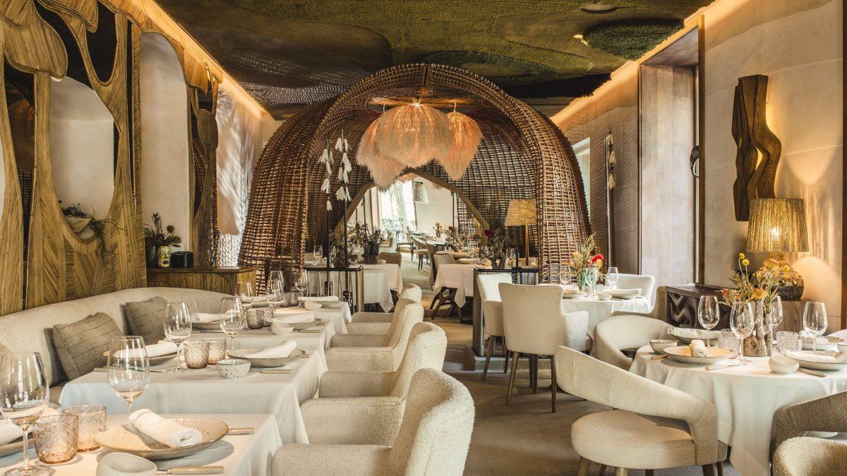 Aarde, un restaurante con toques africanos en pleno barrio Salamanca
