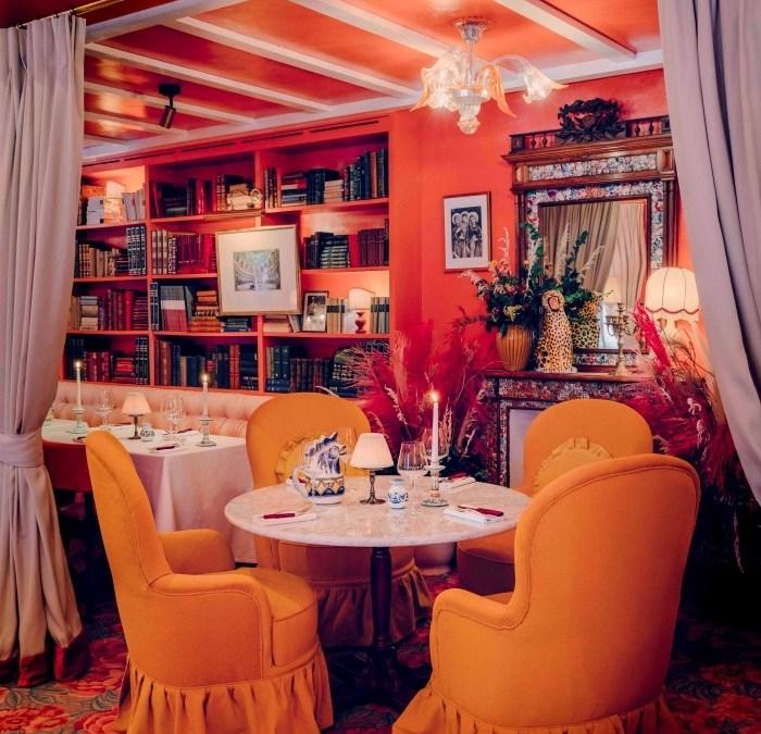 El restaurante Bel Mondo traslada la costa italiana a Madrid