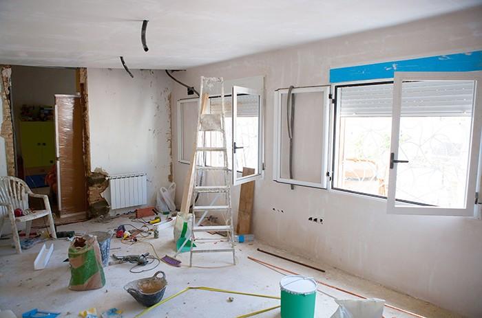 He reformado mi casa: ¿Tengo que cambiar mi seguro?