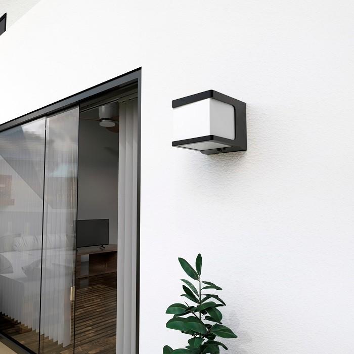 Aplique para dar luz a tu zona exterior de tu hogar de Leroy Merlin