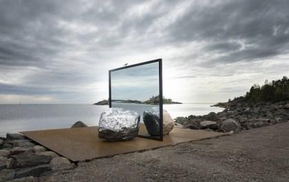 Paisaje de la Bienal de Helsinki