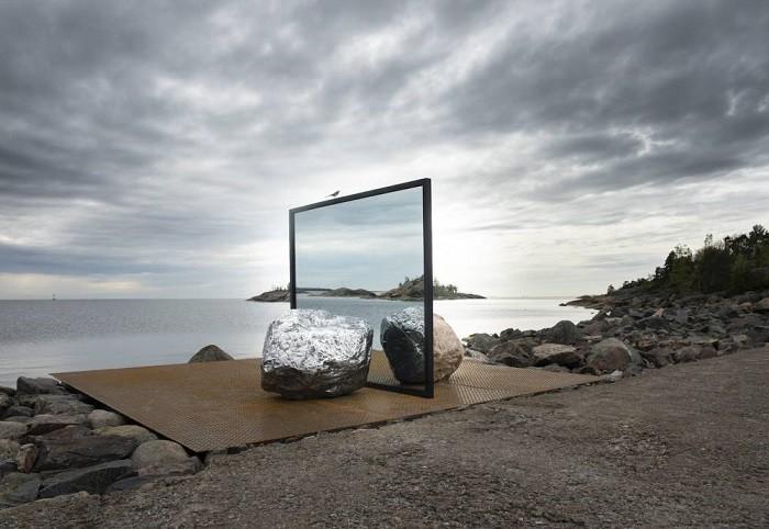Bienal de Helsinki: arte y naturaleza en una antigua isla militar para un plan de verano perfecto