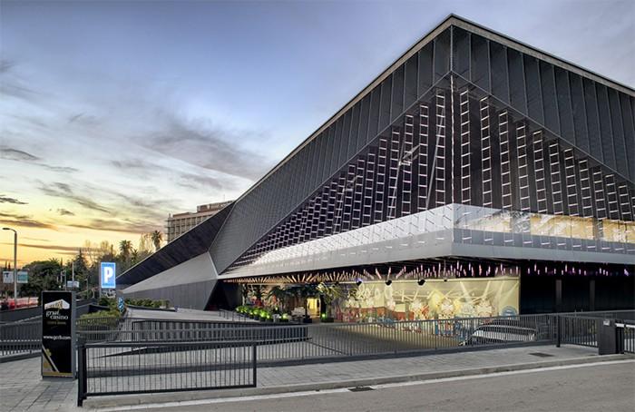 casinos futuristas