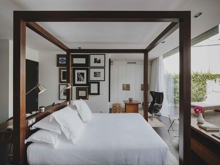suite en el Hotel Pulitzer de Barcelona