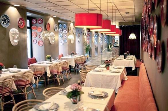 restaurante comedor tradicional italiano