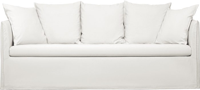 sofa grande blanco cojines