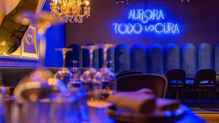 AURORA Madrid, la nueva gourmet experience