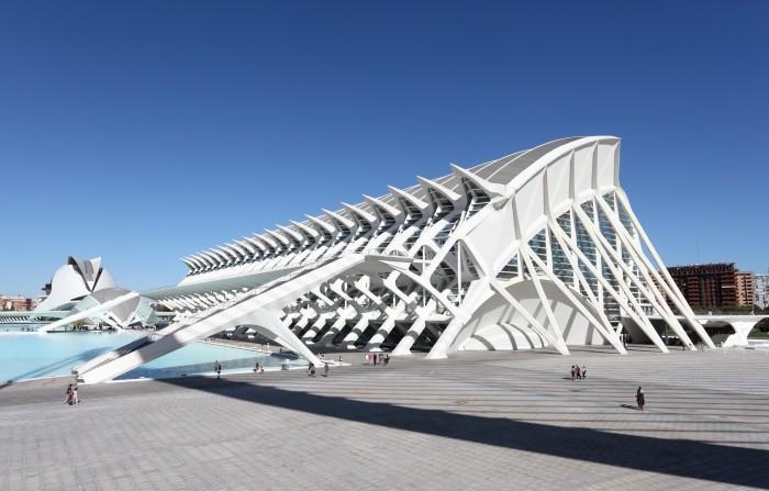 museu de les ciencies principe felipe