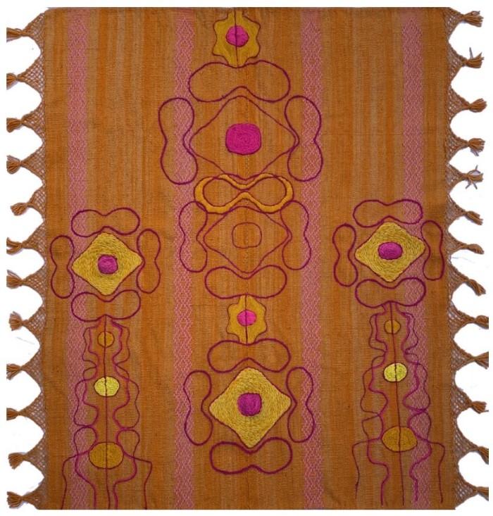 telar tradicional arte