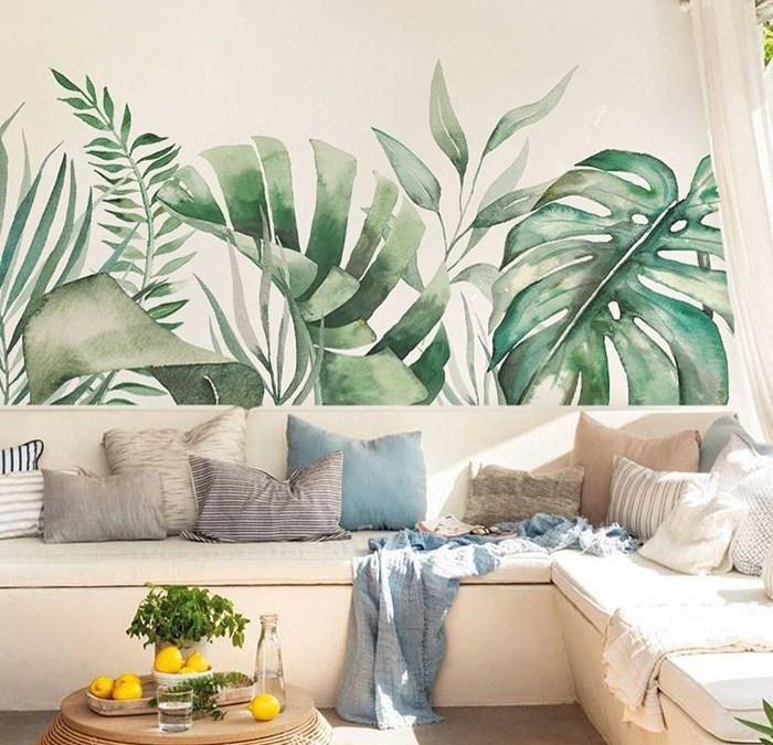 Pintura mural, la nueva tendencia en decoración de paredes