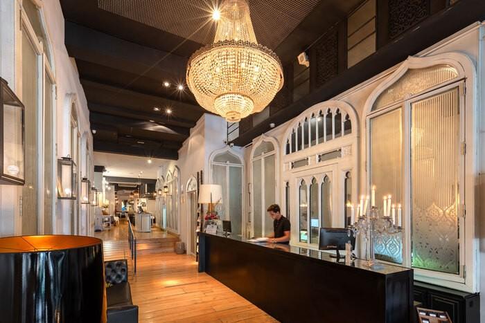 Los detalles marcan la diferencia en el Hotel Market de Barcelona