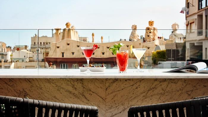 Sir Víctor, un hotel en el centro de Barcelona