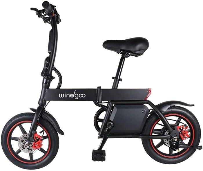 bicicleta bonita pequeña plegable