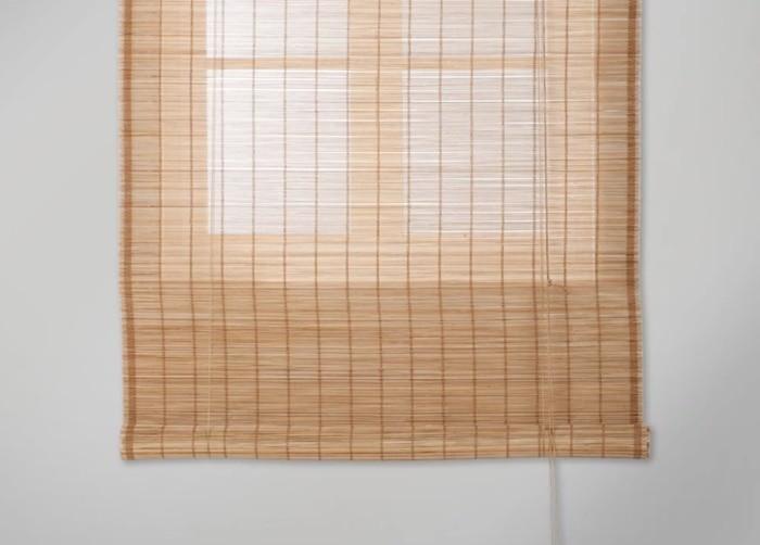 persiana bambu enrollable