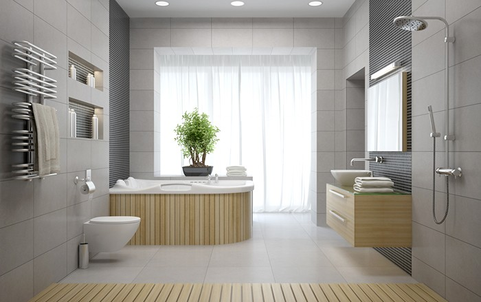 muebles del baño