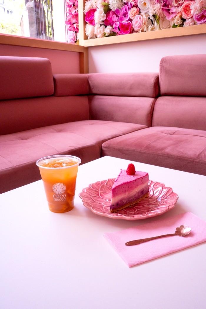 cafeteria coco mocca